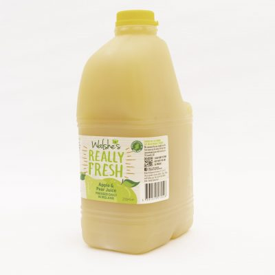 Apple & pear Juice 2000ml