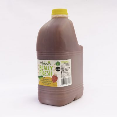 Orange & Raspberry Juice 2000ml