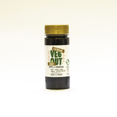 VEG OUT Apple & Charcoal Shot 100ml