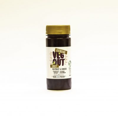 VEG OUT Beetroot & Ginger Shot 100ml