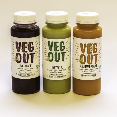 VEG OUT Mixed Case 250ml