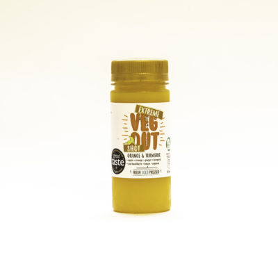 VEG OUT Orange & Tumeric SHot 100ml