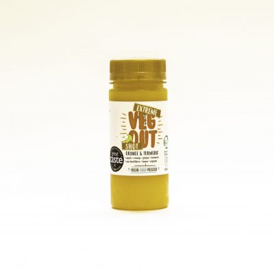 VEG OUT Orange & Tumeric SHot 100ml