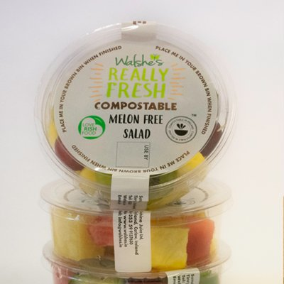 Compostable Melon Free Salad