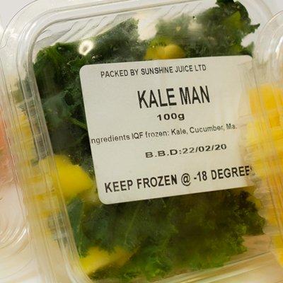 Kale Man