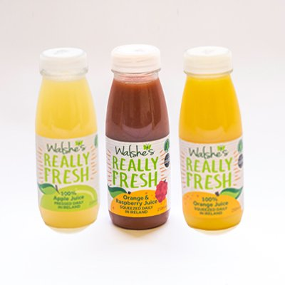 Mixed Case Juice 250ml