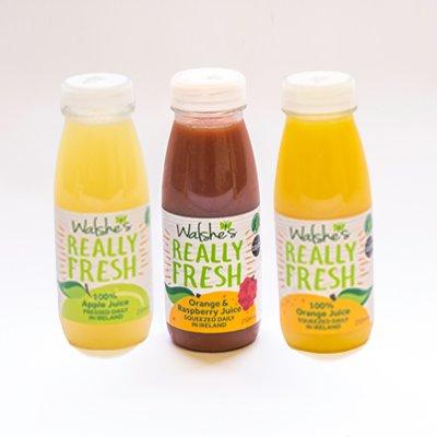 Mixed Case Juice 250ml