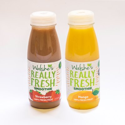 Mixed Case Smoothies 250ml