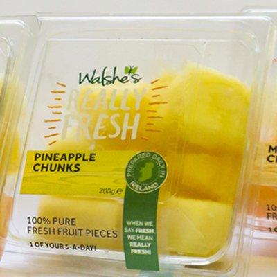 Pineapple Chunks 200g